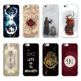 Harry Potter Poudlard Motif Design Silicone Souple Téléphone Cas Couverture Pour Iphone 7 6 6s 8 Plus 5s Se X Coque Fundas Capa ? partir de fabricateur