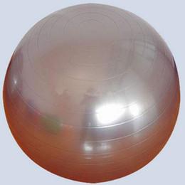Palle di yoga gratuite online-Esercizio Yoga Ball con pompa ad aria libera Anti-Burst Balance balls Stabilità Swiss Ball per Fitness Core Forza YB001