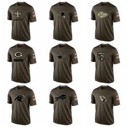 DallasUominiCowboys ChicagoBears CarolinaPanthers Buffalofatture ArizonaCardinali Vintage Salute To servizio T-shirt da abbigliamento vintage di motocicletta fornitori