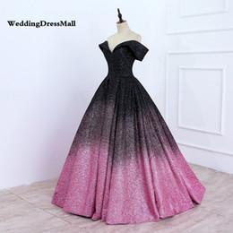 saudi arabe veste foto Desconto Longo brilho saudita vestido de baile vestidos de noite 2019 lace up real imagem prom vestido de festa