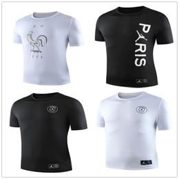 2019 sudadera nueva 19 20 nuevos psg para hombre diseñador camisetas polo camisas sudadera hombres s camiseta sudadera futbol de fútbol homme pie sudadera nueva baratos