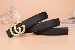 Disegno di jeans della ragazza online-Nuovi Cinture per bambini in PU di alta qualità Cinture per bambini di design di marca per pantaloni Pantaloni Jeans per ragazze Cintura fibbia in metallo 80cm