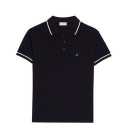 2019 серая пара футболок 19ss роскошный Европейский письмо логотип печать футболка поло шорты мужчины дизайнер с коротким рукавом женщины пара серый прилив высокое качество тройник Hfsstx253 скидка серая пара футболок