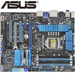 Argentina Asus P8Z68-V Pro / GEN3 Desktop Motherboard Z68 Socket LGA 1155 i3 i5 i7 DDR3 32G ATX UEFI BIOS Original utilizado Mainboard en venta cheap asus i7 desktop Suministro