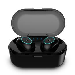 nouvelle tws Bluetooth 5.0 stéréo casque étanche sport intra-auriculaires écouteurs avec étui de charge pour iphone x / xr / samsung galaxcy cellule phon ? partir de fabricateur