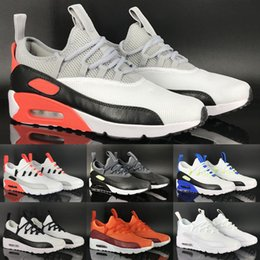 sports shoes 3fbbc 3dc56 nike air max airmax 90 Vente chaude Classique Hommes Femmes USA Drapeau 90  HYP PRS QS Sneakers Independence Day Homme Casual Chaussures De Course  Chaussures ...