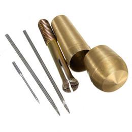 poinçon à coudre à coudre pour cuir artisanat tissu auvent voiles outil de réparation de tente + 2 aiguilles HD0098 ? partir de fabricateur