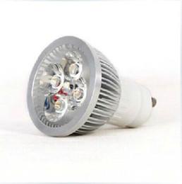 Tasse en aluminium AC220V AC85-265V de lampe de voiture des économies d'énergie de l'ampoule 4W de projecteur de la puissance élevée GU10 LED en option ? partir de fabricateur