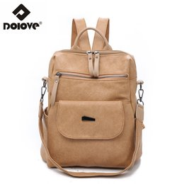 914b4740eb2a DOLOVE 2018 Fashion New Style Women s Backpack