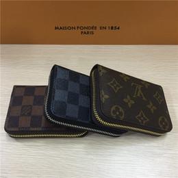 designer wallets designer münzfach münzfach designer tasche leder schlüsselmappen kleine mini geldbörsen geschenk versand mit orange box 02674 von Fabrikanten