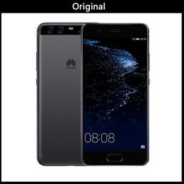 2019 teléfonos dual sim huawei Lo nuevo original P10 Huawei Plus Vky-AL00 móvil 4G LTE Teléfono Kirin 960 Octa Core 6 GB de RAM 64 GB / 128 GB ROM de Android 5.5