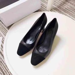 2019 Neu! Sling Back Schuhe für Luxusfrauen, Designer High Heels, Modeschuhe für Frühlingsfrauen, Größe: 35 40