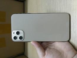 Argentina 6,5 pulgadas de pantalla Todos los 512GB Android 8.0 pantalla auriculares inalámbricos protector HD + GooPhone 11Pro Max 3G WCDMA Quad Core espectáculo 16GB + Suministro