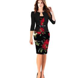 velare più abiti di formato Sconti Vestito da estate delle donne Plus Size Vestito da aderente sexy aderente da donna Vestito da donna casual Plus Size Abiti da festa