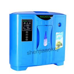 2L-9L Generador concentrador de oxígeno para el hogar Máquina de fabricación de oxígeno portátil Máquina de oxígeno DDT-2F con control remoto 220v 230w 1pc desde fabricantes