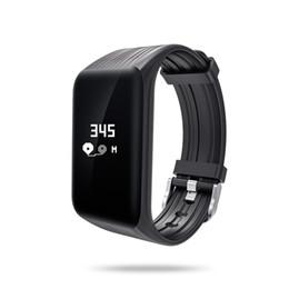 Argentina K1 Pulsera Inteligente Pulsera Inteligente Podómetro Monitor de Ritmo Cardíaco Banda Inteligente IP67 mejor Pulsera de Fitness Actividad Rastreador Suministro