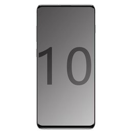 """alte tastatur Rabatt Goophone ES10 Plus-s10 + MTK6580 QuadCore- 1GBRAM 8GBROM 6.3"""" 8MP Bluetooth4.0 3G WCDMA Telefon-Siegelkasten-Fälschungs-4G LTE angezeigt Mobiltelefon"""