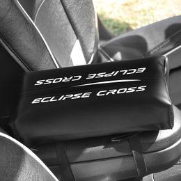 portador mitsubishi Desconto Para Mitsubishi Eclipse Cruz Container Guardanapos Car Holder Box Tissue portátil Car Conveniente Tissue Box Cover