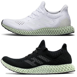 2019 Futurecraft 4D Running Shoes For Men Women Ash Green Triple Black  White Red Mens Designer Trainer Sport Sneaker Size 38-47 d1dce16c0