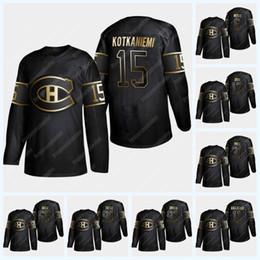 drouin jersey Desconto 15 Kotkaniemi Edição Dourada Montreal Canadiens 13 Max Domi Danault Drouin Gallagher Tomas Tártaro Shea Weber Preço Carey Jersey