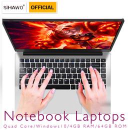 "2019 tablet pc 8gb Novo Laptop Notebook 15.6 ""Windows10 Intel Z8350 Quad Core 4 GB de RAM 64 GB SSD ROM 1920x1080 FHD Display Ultrabook com Keyboad Completa"