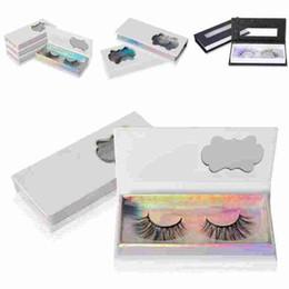 2fd71c720bf 3D Mink Eyelashes Storage Case Professional Makeup Storage Box Magnetic  False Eye Lashes Box Plastic Eyelash Extension Box Beauty Case