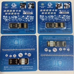 Original Chinasnow Heicard v1.37 MIX para ip 11 pro Max xr 6 7 8 além do preto chip de turbo com ICCID IMSI Modo TMSI Sim Card Desbloquear de Fornecedores de desbloqueio de cabo de caixa