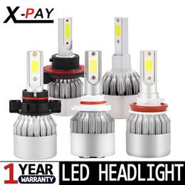 fernlichtscheinwerfer Rabatt NEU Driving Auto-Birnen LED H4 H7 9003 H11 H1 H3 H8 H9 880 9005 9006 H13 9004 9007 5202 Auto-Scheinwerfer Nebelscheinwerfer Hoch Abblendlicht