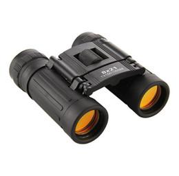 8x21 Binoculares de zoom compacto de largo alcance 1000 m Plegable HD Potente mini telescopio BAK4 FMC Óptica Caza Deportes Camping desde fabricantes