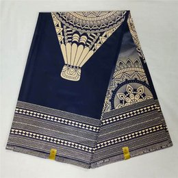 estilos de vestir para estampados africanos Rebajas T2! 2018 African Java Wax Prints Fabric 6 yardas para el vestido de estilo Ankara 100% algodón African Super Java Wax Fabric! P40715