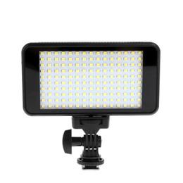 Painel video Dimmable da lâmpada da luz do diodo emissor de luz do profissional 150 para a câmara de vídeo da câmera de DSLR supplier video camcorder light de Fornecedores de luz de vídeo camcorder
