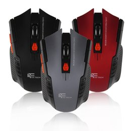 Wirless Mouse Wireless Mini 3D Roller 6D Ottico 2400 DPI Gioco Topi Gioco Mouse Laptop PC Computer Mouse Gamer cheap dpi game gaming gamer mouse da mouse di gaming del gioco di gioco di dpi fornitori