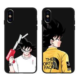 Canada Mens Designer téléphone cas de mode bande dessinée couverture pour iPhone 6 7 8 Plus cas XSMAS X XS XR rue japonaise style supplier cartoon iphone plus cases Offre