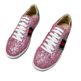 Модные дизайнерские туфли G с низким верхом кроссовки с блестящими кроссовками для мужчин и женщин роскошные дизайнерские женские туфли на платформе повседневная обувь Woman от