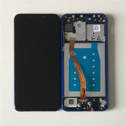 """Argentina MSen original para 6.3 """"Huawei Nova 3i INE-LX2 P Smart Plus Pantalla LCD + Digitalizador de pantalla de panel táctil con ensamblaje de marco Suministro"""
