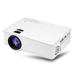 Canada GP - 12 LED de projecteur 800 x 480 pixels, support de 1080 lumens pour le cinéma à la maison Offre