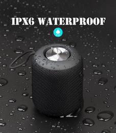 Canada Top sons qualité Chargee sans fil Bluetooth mini haut-parleur extérieur IPX6 étanche HIFI Portable Bluetooth haut-parleur sport haut-parleur Offre