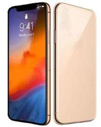 Teléfonos celulares desbloqueados wifi 4g lte online-Goophone xs Real teléfonos móviles de 5.8 pulgadas MTK6580 Smart Core desbloqueados 1G / 8G Show 4G LTE 4G / 256G Android 6.0 desbloqueados