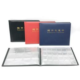 Aufbewahrungsbehälter Halter Home Decor 180 Münzen Album PVC Münzen Sammlung Münzsammler Sammeln Geld Handwerk Geschenk von Fabrikanten