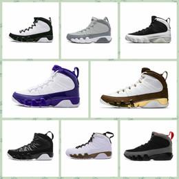 promo code 16a64 4ce3a Nike Air Jordan Original AJ AJ9 AJ9S billig Männer Frauen Sport im Freien  Schuhe 9 Retro High MID OG 9S J Luxus Designer Basketball Turnschuhe  Offiziell ...