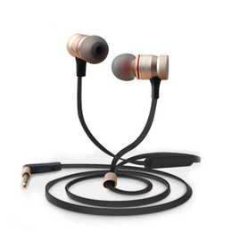 Nouveau ES70TY sport intra-auriculaire casque jeu de nouilles casque Métal ordinateur de sport téléphone portable casque audio-visuel ? partir de fabricateur