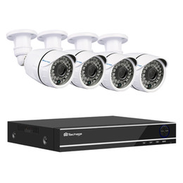 security system hdd Coupons - Techage XMeye 8CH 1080P AHD DVR 4pcs Camera Kit Security CCTV System 2MP Night Vision AHD Camera Video Surveillance Set 2TB HDD