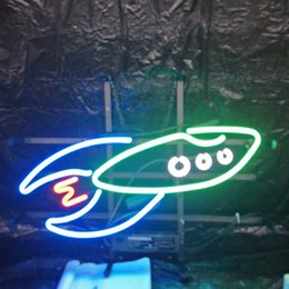2019 sinal de néon da pesca Fábrica Personalizado Peixe Sinal de Néon Luz Ao Ar Livre Bar Exibição de Entretenimento Decoração Real de Vidro Lâmpada de Néon Luz Armação de Metal 17 '' 20 '' 24 '' 30 '' sinal de néon da pesca barato