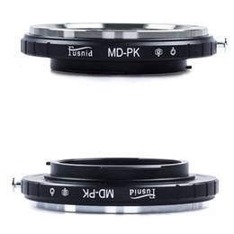 MD-PK para Macro Adapter Ring para Minolta MD MC Mount Lens para para Pentax PK Camera de Fornecedores de lentes de câmera para pentax