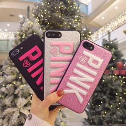 2019 carteira de telefone rosa Alta qualidade rosa capa de telefone celular case para iphone xs xr xs x 8 x 6 plus frete grátis com estoque carteira de telefone rosa barato
