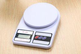 Bilancia da cucina elettronica Bilance da cucina Bilancia da cucina Bilancia da cucina bilancia da cucina Bilance elettroniche da cucina ad alta precisione 10kg / 1g 353oz / 0.1 cheap kitchen balance scales da bilance bilancia cucina fornitori