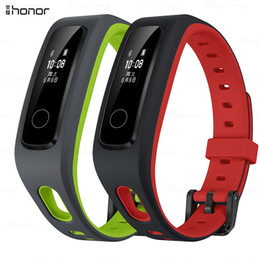 new original products Coupons - Original New product Huawei Honor Band 4 Running Version Smart Wristband Shoe-Buckle Land Impact Sleep Snap Monitor