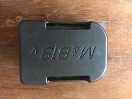 Batterie per makita online-5x Portabatteria / coperchio nero per Makita BL1820 BL1830 BL1840 BL1850 18v