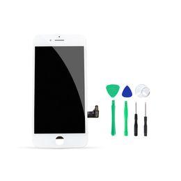 2019 touchscreen glas s5 Kostenlose Tools Telefon LCD-Schirm-Noten-Display Ersatz für iPhone7 iPhone7G iPhone7p iPhone8G iPhone8p plus