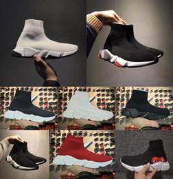 calcetines para zapatillas Rebajas Zapatos de calcetines de lujo Calzado casual Zapatillas de deporte de alta calidad Zapatillas de deporte de alta calidad Zapatillas de carreras de calcetines negros Zapatos para hombres y mujeres Zapato de lujo